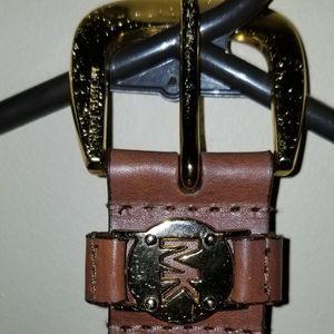 Wome Michael Kors Leather belt